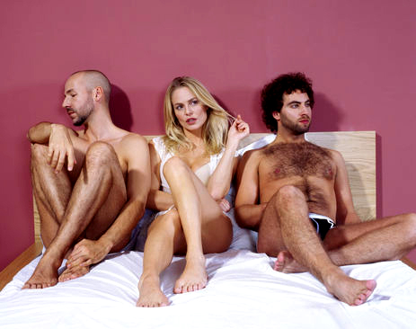 Why having a threesome should be your number one New Year's resolution!