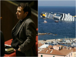 Captain of Costa Concordia jailed for 16 years after being found guilty ofmanslaughter