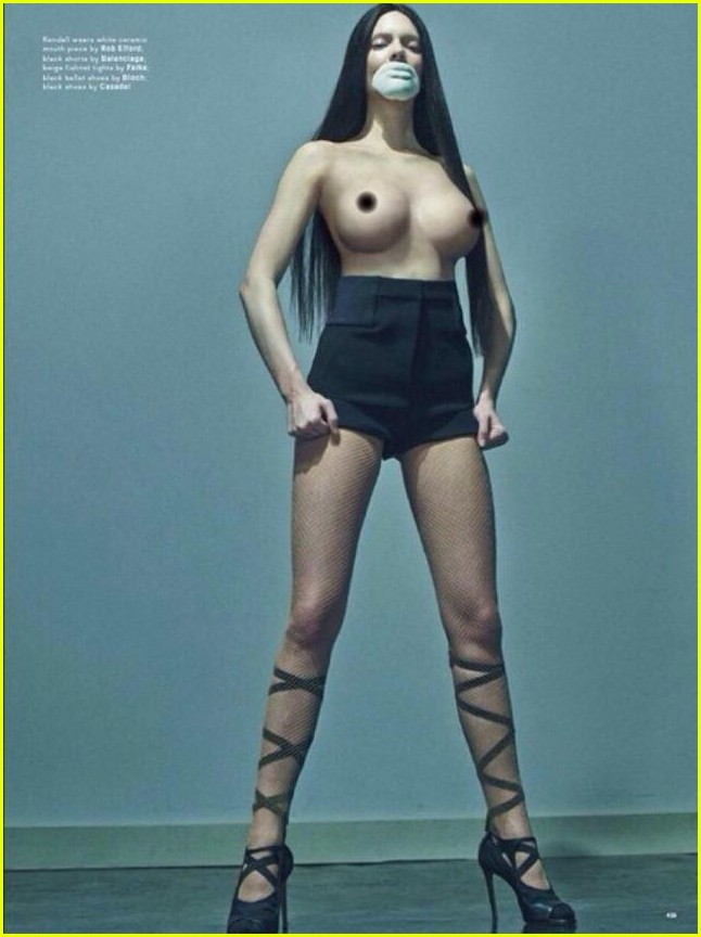 kendall-jenner-goes-topless-for-love-magazine-01