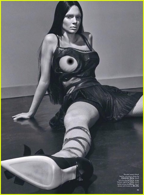 kendall-jenner-goes-topless-for-love-magazine-03