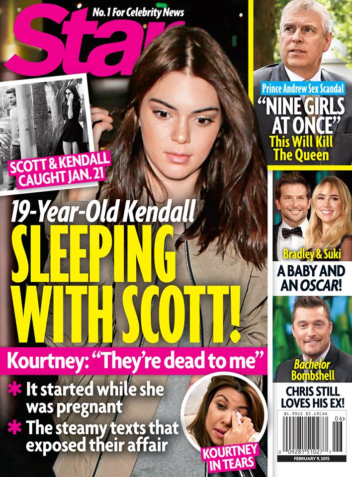 Kendall Jenner & Scott Disick Had an Affair While Kourtney Was Pregnant!