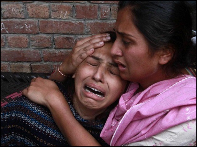 Lahore Pakistan Church Bombings 1