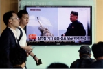 North Korea Tests Missile in 'Clear Violation' of U.N. Resolution