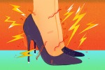 You Asked: Do High Heels Actually Damage My Feet?