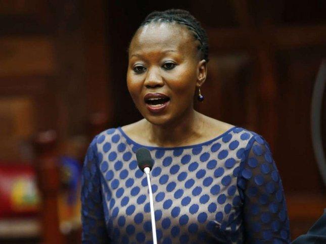 Dr Roselyn Akombe