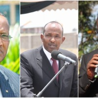 Danish Institute for International Studies Report links NA Majority leader Aden Duale, Former Garissa Governor Nathif Jama Adam and Former Nairobi Governor Evans Kidero to Sugar smuggling to Kenya from Somalia